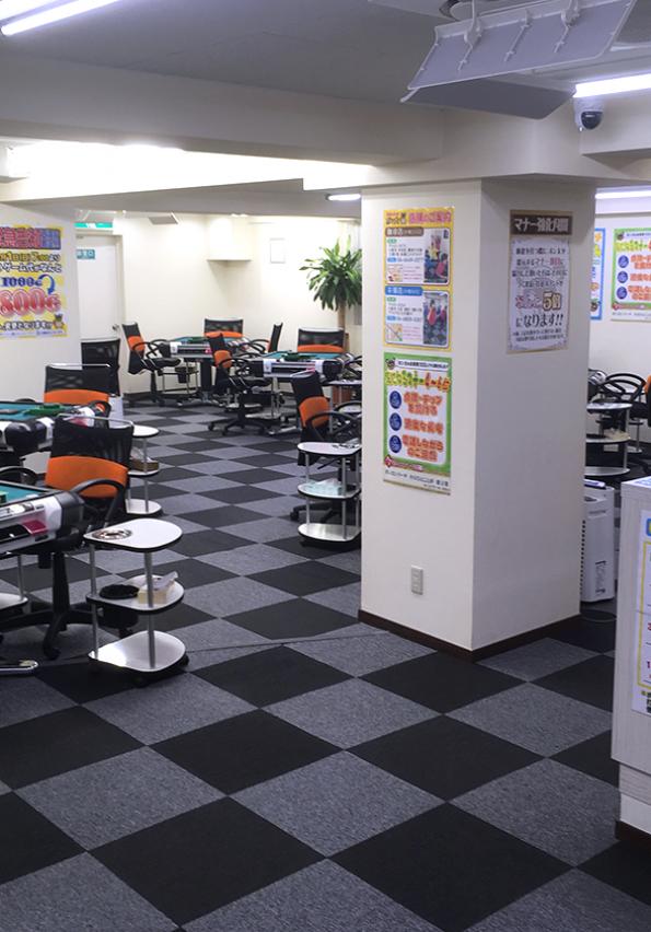 麻雀ハウス『ポン太』- 店舗写真